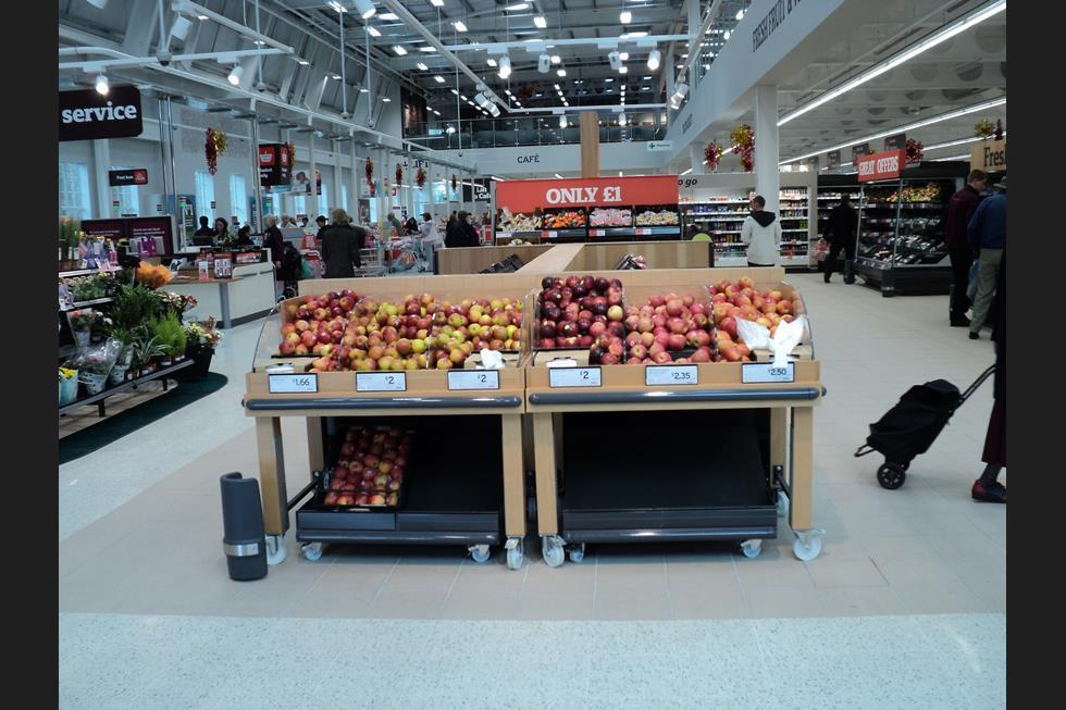 Surprising First Pictures Milestone For Sainsburys  Photo Gallery  With Excellent Sainsburys  Sq Ft Milestone Store In Welwyn Garden City With Divine Garden Cloches Uk Also Night Garden Books In Addition Storage Garden Boxes And Kew Gardens Bb As Well As Gardens Of Versailles Additionally Argos Garden Pool From Retailweekcom With   Excellent First Pictures Milestone For Sainsburys  Photo Gallery  With Divine Sainsburys  Sq Ft Milestone Store In Welwyn Garden City And Surprising Garden Cloches Uk Also Night Garden Books In Addition Storage Garden Boxes From Retailweekcom